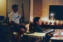 PLC2PR Eddie Colon Carlos Vasquez at Playbach studios in San Juan